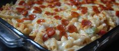 pizza mac and cheese 1
