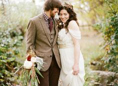 Handmade Fall Barn Wedding: Tara + Nick | Green Wedding Shoes Wedding Blog | Wedding Trends for Stylish + Creative Brides