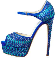Stunning Women Shoes, Shoes Addict, Beautiful High Heels    Brian Atwood