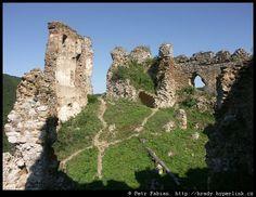 Slovakia, Čičava - Castle