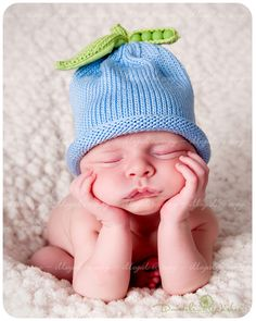 """Creative and artistic newborn pictures like on The Today Show  ~  Capturing """"your baby as {art}™"""" in the Washington D.C. metro area  ~ Near Arlington VA."""