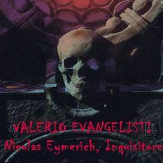 VALERIO EVANGELISTI – NICOLAS EYMERICH, INQUISITORE