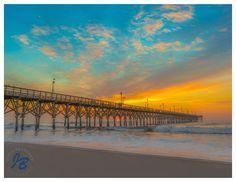 Surf City Pier | Topsail Island NC