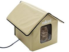 Best Heated Insulated Outdoor Cat Houses for Winter on Flipboard
