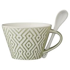 Abella cup Choy green 40 cl. Lene Bjerre SS16.