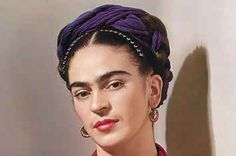 12 Beautiful Pictures From Frida Kahlo's Incredible And Difficult Life