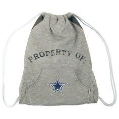 Dallas Cowboys NFL Hoodie Clinch Bag