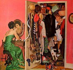 Dick Sargent Artist | Dick Sargent (1911 – 1978)