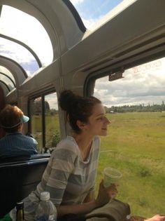 Our Coast Starlight travels daily between LA and Seattle.
