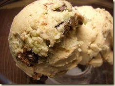 raw vegan cookie dough ice cream
