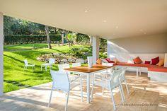 Estudi d'Arquitectura Cobo del Arco.  Casa en Begur. Costa Brava. Chill out.