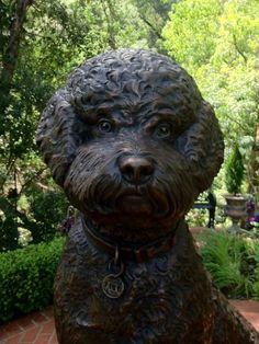 Custom Bronze Dog Statues   Custom Bronze Dog Portraits on Behance