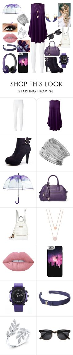"""""""Am I Cute Yet? #2"""" by vampirekitty34 ❤ liked on Polyvore featuring Joseph, Miss Selfridge, Vera Bradley, Marc Jacobs, River Island, Michael Kors, Lime Crime, Beats by Dr. Dre, Casetify and Salvatore Ferragamo"""