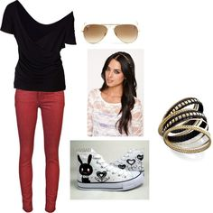 """Sem título #34"" by brunabdasneves ❤ liked on Polyvore"