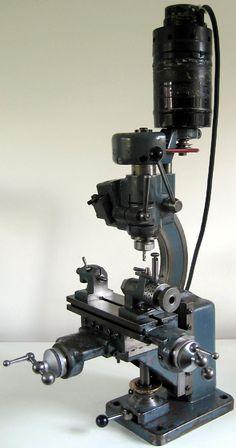 Nora Milling Machine