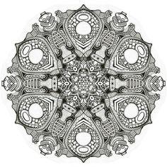 Mandala drawing 4 by *Mandala-Jim on deviantART