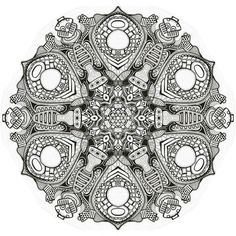 Mandala drawing 4 by *Mandala-Jim on deviantART