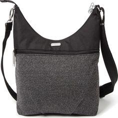 245a88ec22 Women s baggallini Anti Theft Large Hobo - Black Hobo Handbags Hobo Handbags