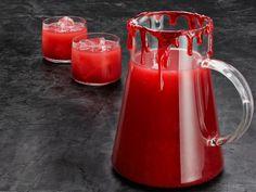 Get Blood Orange Vampire Punch Recipe from Food Network
