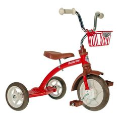 Italtrike Tricycle with basket-product