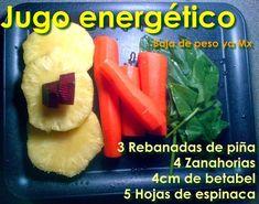 Jugo energético para niños y adultos | Salud