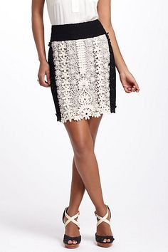 lace front skirt from anthropologie.  love it, but sold out :(  maybe i can recreate it some day :)
