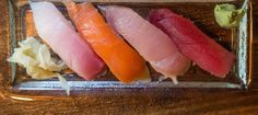 Best sushi restaurants in the U.S.