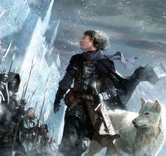 Defenders of the North by Ryan Barger