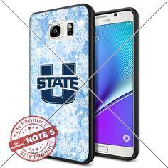 Case Utah State Aggies Logo NCAA Gadget 1651 Samsung Note5 Black Case Smartphone Case Cover Collector TPU Rubber original by Lucky Case [Snow] Lucky_case26 http://www.amazon.com/dp/B017X138IE/ref=cm_sw_r_pi_dp_N3Fswb1JMGYBZ