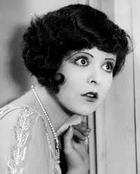 """Silent film star Clara Bow in """"Get Your Man"""", 1927 Golden Age Of Hollywood, Classic Hollywood, Old Hollywood, Hollywood Divas, Hollywood Stars, Hollywood Actresses, Silent Film Stars, Movie Stars, Maquillage Goth"""