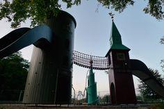 Monstrum playground copenhagen