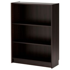 "BILLY Bookcase - black-brown, 31 1/2x11x41 3/4 "" - IKEA"