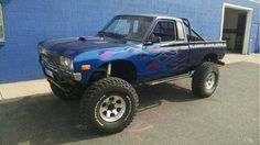 Custom 1975 Datsun 620 Pickup Truck | Mitula Cars