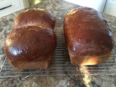 This is a traditional recipe from Nova Scotia. Janet Ryan from Tantallon, originally from Nova Scotia gave it . Brown Bread Recipe, Molasses Bread, Newfoundland Recipes, Canadian Food, Canadian Recipes, Bread Maker Recipes, Bread Shop, Zuchinni Recipes, Healthy Sugar