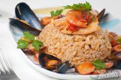 Receita de Risoto de camarão em receitas de arroz, veja essa e outras receitas aqui!