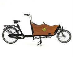 Bakfiets Popal CAB LONDON  26 Inch