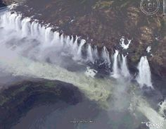 The Strangest Sights in Google Earth