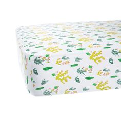 Cactus bedding duvet, sheets and shams inspired by Marfa, Texas. Made in the USA. – Biscuit Home