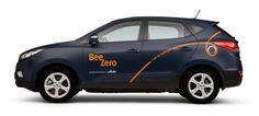 BeeZero - Wasserstoff Carsharing
