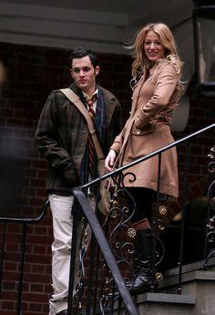 Pin for Later: 38 Momente in denen wir gerne Blake Lively gewesen wären Als sie Designer-Klamotten tragen durfte