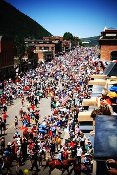 4th of July on Main Street