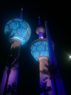 Kuwait Towers - Architectural Legacy in Kuwait