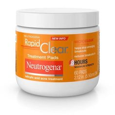 Neutrogena Rapid Clear Maximum Strength Acne Treatment Pads at Walgreens. Get free shipping at $35 and view promotions and reviews for Neutrogena Rapid Clear Maximum Strength Acne Treatment Pads