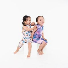 These two were hilarious doing this photoshoot 😂 . Surface Pattern Design, Repeating Patterns, Toddler Fashion, Kids And Parenting, Wearable Art, Birthday Parties, Hilarious, Photoshoot, Photo Diary