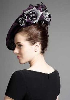 Hat by Rachel Trevor-Morgan, London