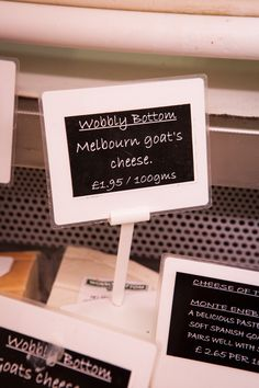 Wobbly Bottom local cheese Farm Shop, Bury, Goat Cheese, How To Make