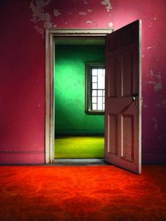 """ABC CARPET&HOME, """"Surreal Rooms"""", by New YORK photographer Jason Madara, photo from Visual Fairy Tales, pinned by Ton van der Veer"""