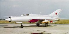 Soviet Air Force MIG-21