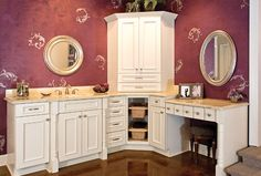 Have a unique bathroom that needs custom cabinets? Marsh Kitchens can do that! Custom Cabinets, Bathroom Cabinets Designs, Cabinet, Kitchen Remodel, Cabinetry, Cabinet Design, Kitchen Remodeling Services, Custom Woodworking, Bathroom Design