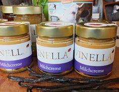 Milchcreme der Manufaktur Vinella #Vinella